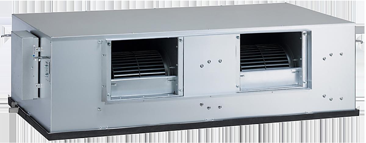 Сплит-системы канального типа серии High Inverter высоконапорные