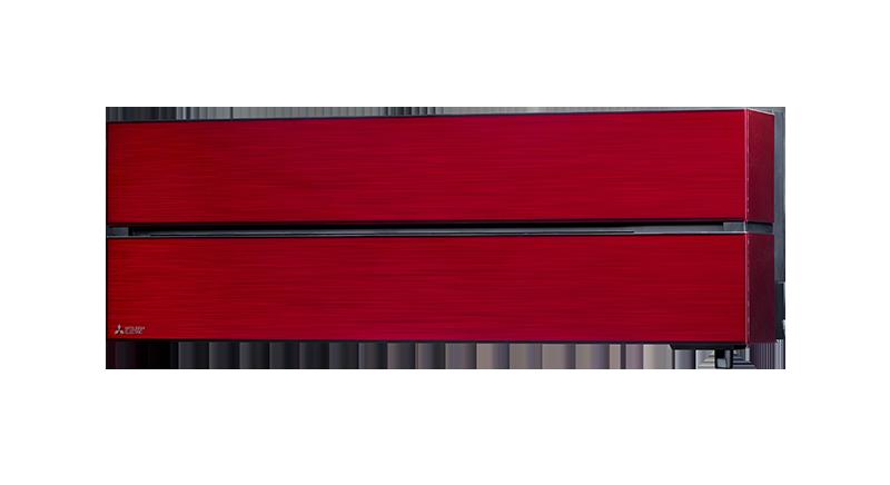 Системы с инвертором серии Премиум MSZ-LNVGR (рубиново-красный)