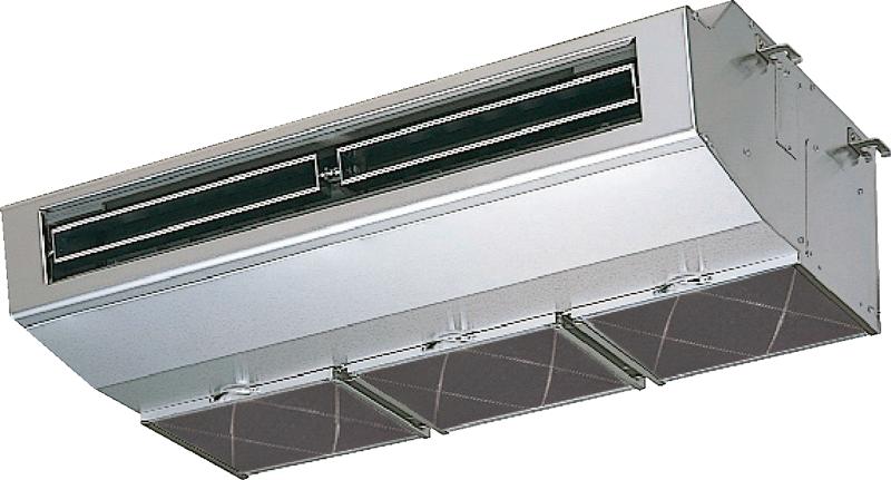 Mr.SLIM подвесные внутренние блоки для кухни PCA-RP HAQ