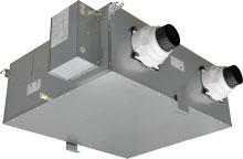 Канальная приточно-вытяжная установка Лоссней VL-220CZGV-E