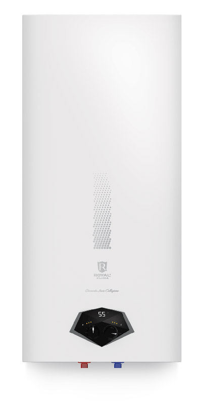 Электрический водонагреватель накопительного типа cерии Diamante Collezione