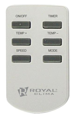 Мобильный кондиционер с электронным управлением серии FORTE