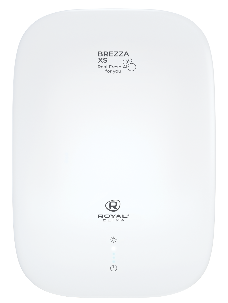 Приточно-очистительный комплекс серии BREZZA XS