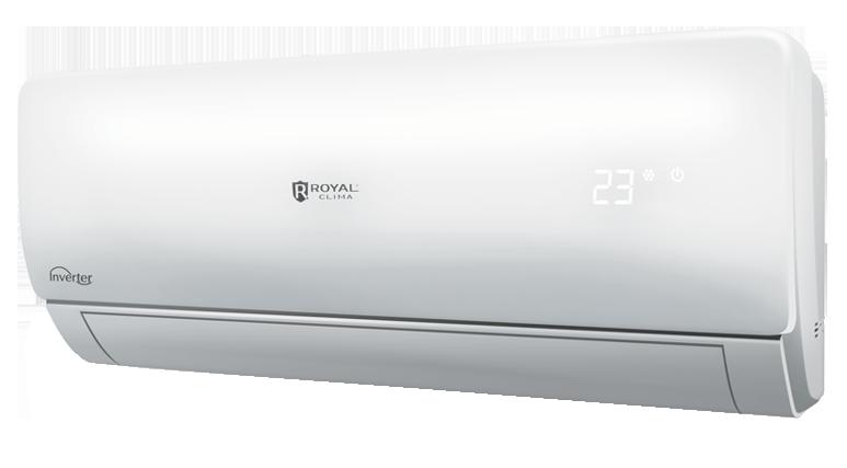 Инверторные сплит-системы серии VELA Bianco Wi-Fi Inverter