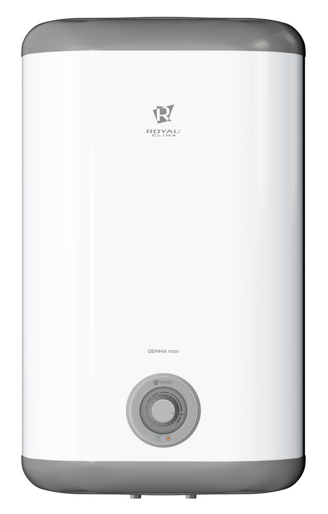 Электрические водонагреватели накопительного типа серии GEMMA Inox