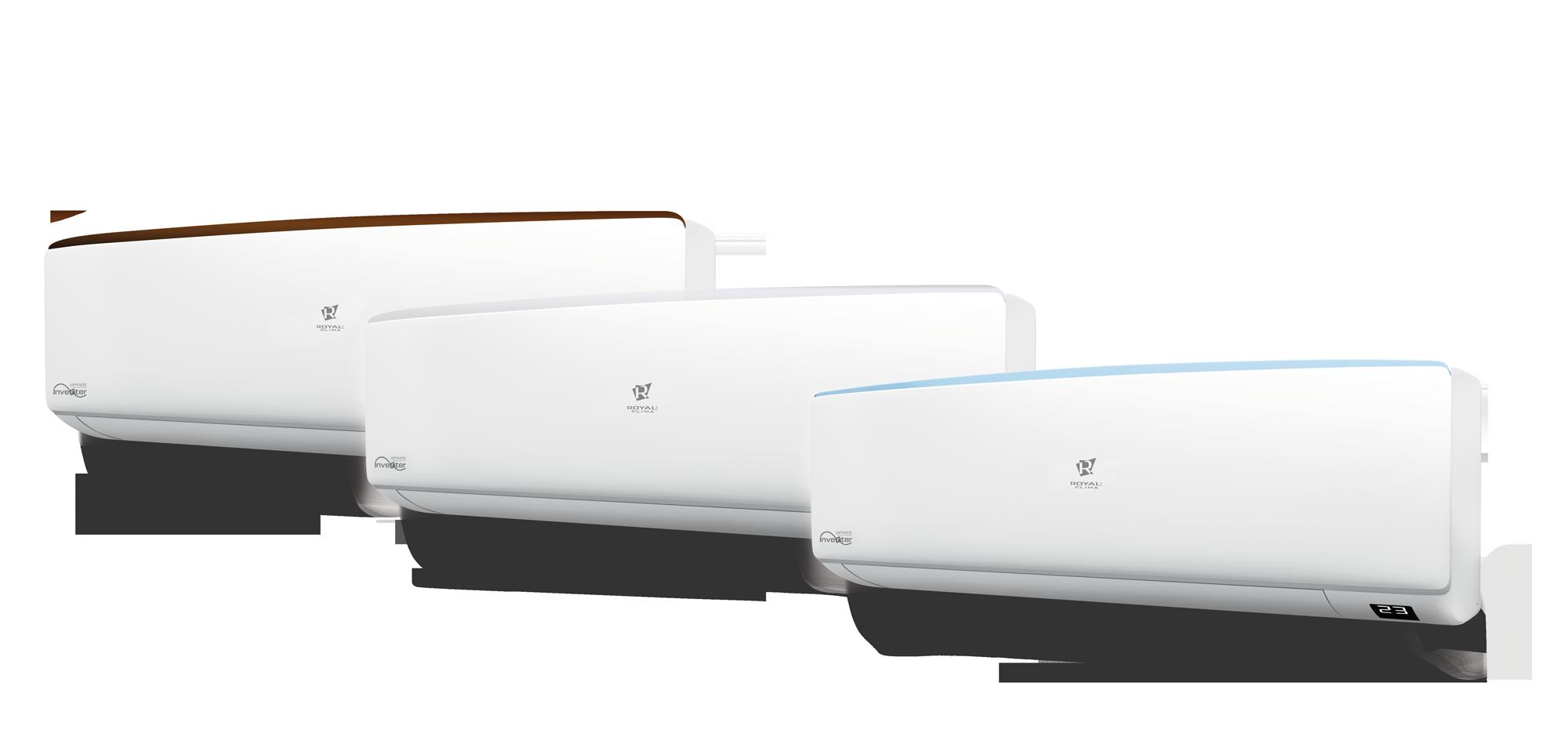 Инверторные сплит-системы серии ENIGMA Plus Inverter RCI-E37HN