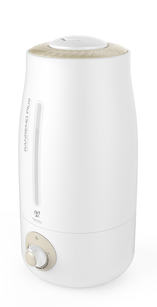 Ультразвуковые увлажнители серии SANREMO Plus
