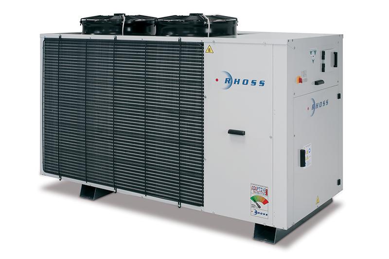 Конденсаторы с воздушным охлаждением Compact-Y MD