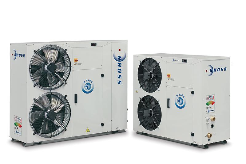 Конденсаторы с воздушным охлаждением Compact-Y SM
