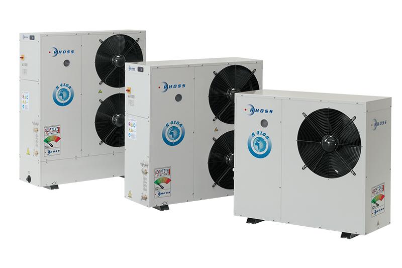 Конденсаторы с воздушным охлаждением Mini-Y