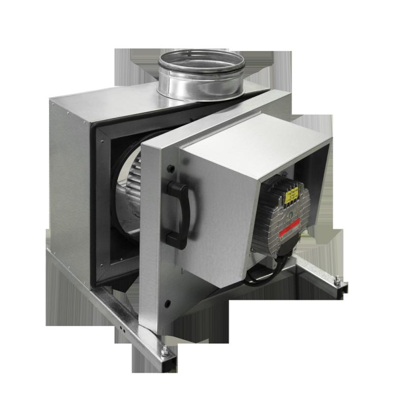 Вытяжные кухонные вентиляторы с EC-двигателями KF T120