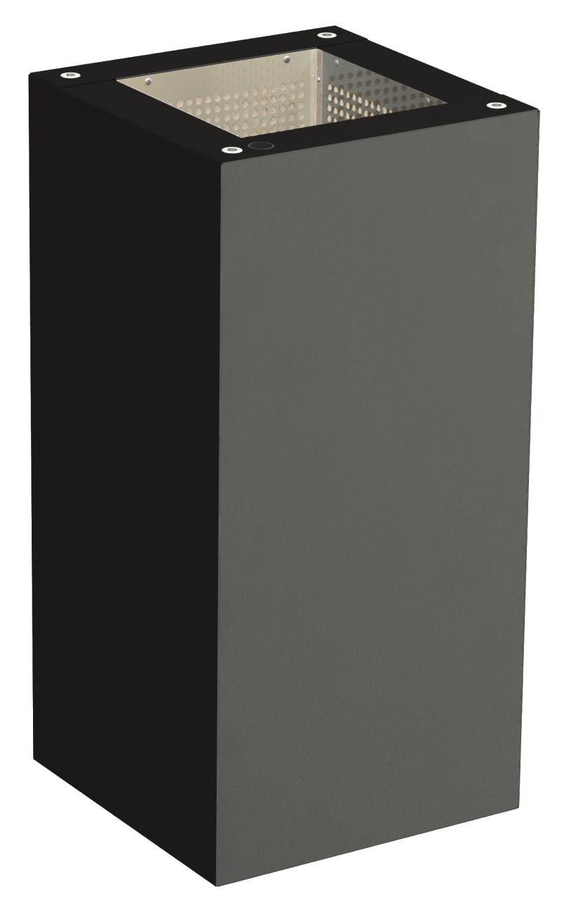 Крышные короба для монтажа на плоской кровле KSV