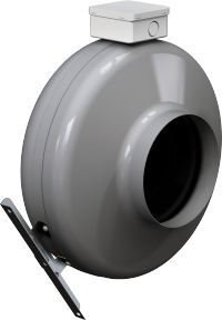 Круглые канальные вентиляторы VKA