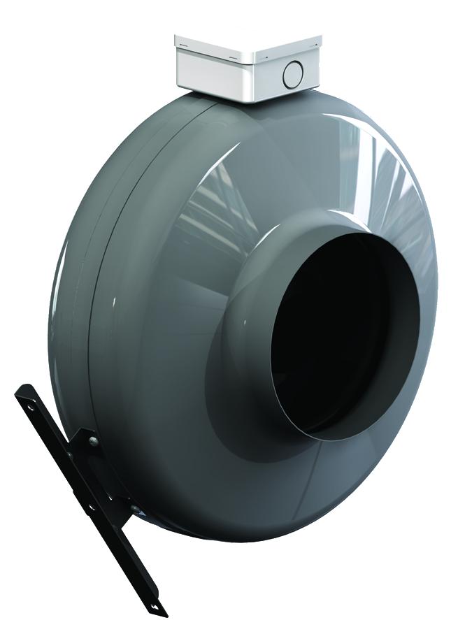 Круглые канальные вентиляторы VKAP 3.0