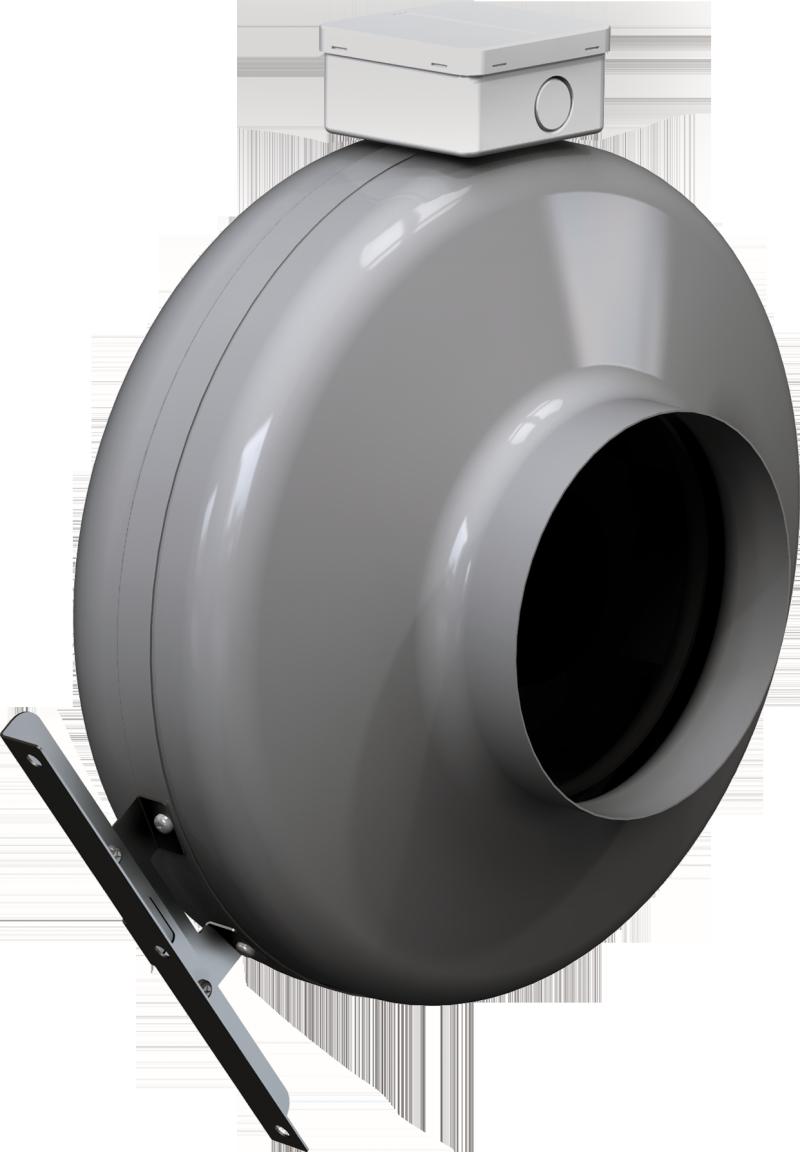 Круглые канальные вентиляторы с EC-двигателями VKA EKO