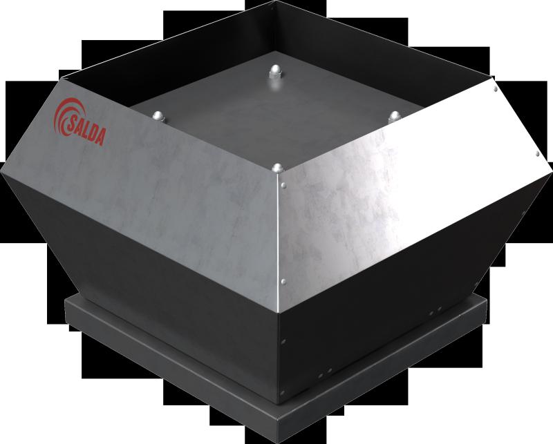 Крышные вентиляторы с вертикальным выбросом воздуха VSV