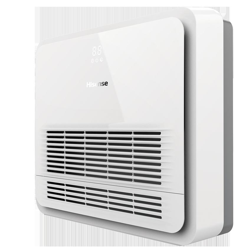 Внутренние блоки консольного типа с DC-вентилятором VRF-систем