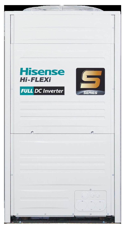 Наружные блоки HI-FLEXI Серия с рекуперацией тепла S HEAT RECOVERY