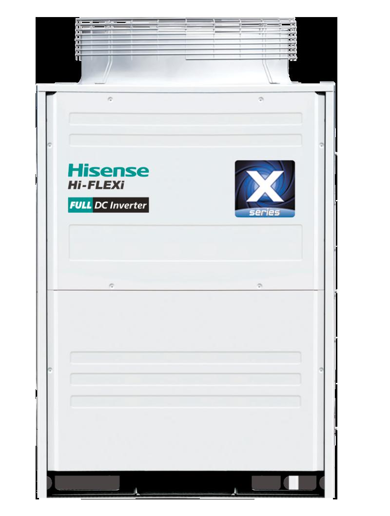Наружные блоки HI-FLEXI Энергоэффективная серия X