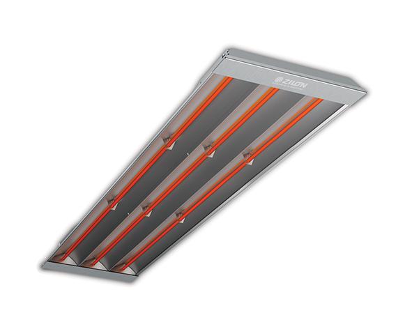 Инфракрасные обогреватели серии Феникс IR-E с открытым тэном