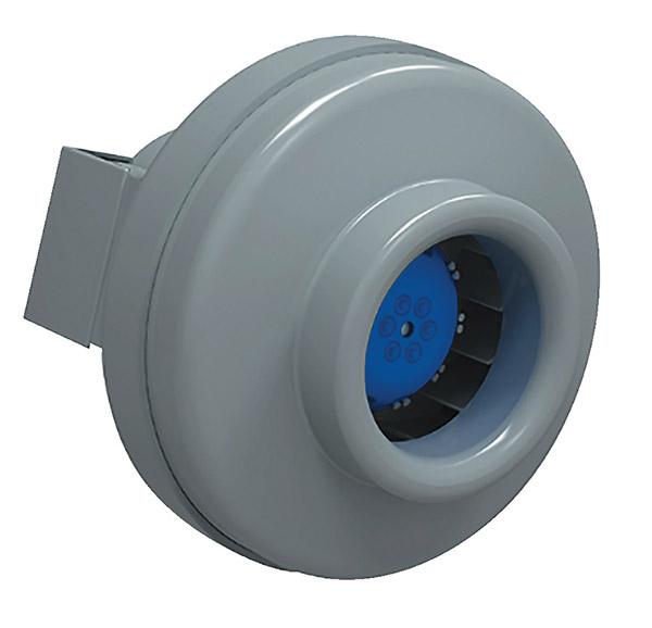 Круглые канальные вентиляторы ZFO p