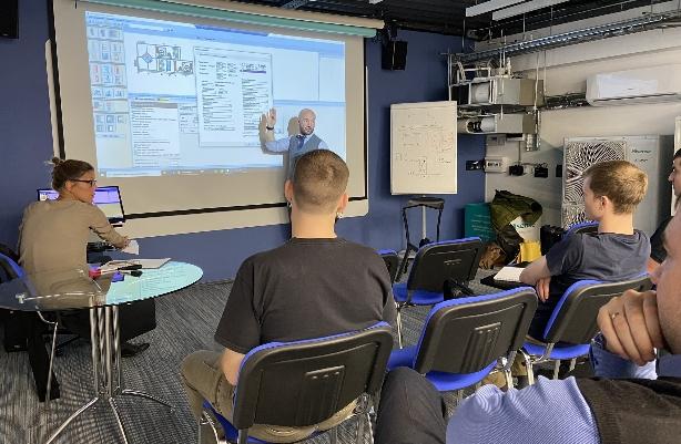 Обучение по модульным установкам RHOSS