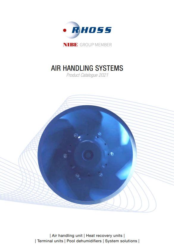 Каталог Air Handling Systems 2021