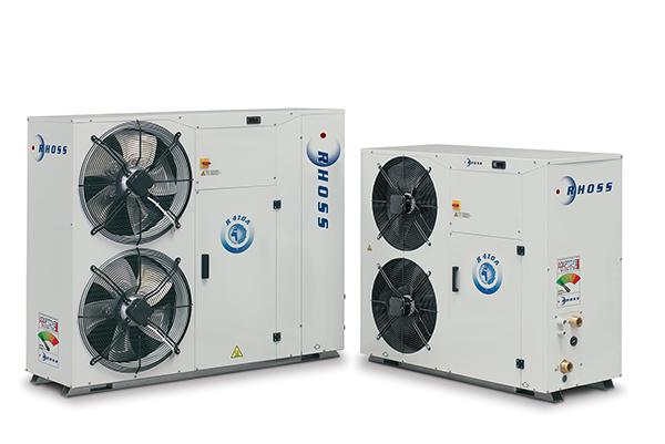 Тепловые низкого потребления насосы Compact-Y SM TCAEY-THAEY