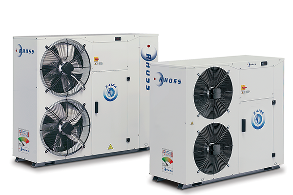 Тепловые насосы низкого потребления Compact-Y NF Plus THAETY